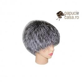 CF013 - Caciula din blana de vulpe pentru femei
