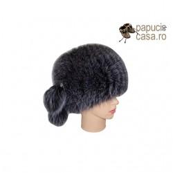CF014 - Caciula din blana de vulpe pentru femei