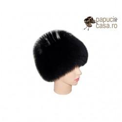 CF016 - Caciula din blana de vulpe pentru femei