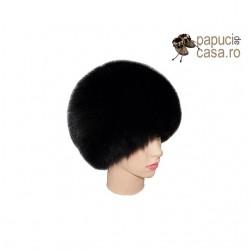 CF019 - Caciula din blana de vulpe intreaga, pentru femei