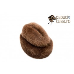 CB003 - Caciulă din blană naturală pentru bărbaţi