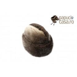 CB004 - Caciulă din blană naturală pentru bărbaţi